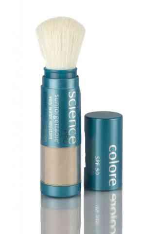 CS Sunforgettable Powder Brush SPF50