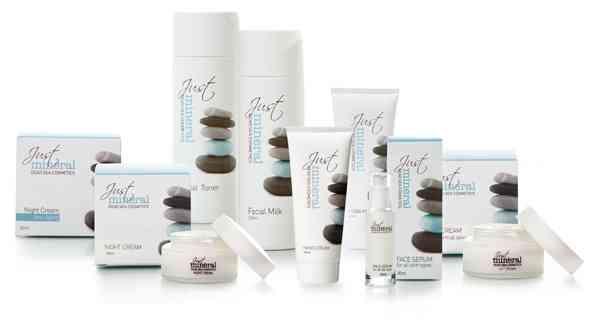 Mineral Skin Cosmetics Just Mineral