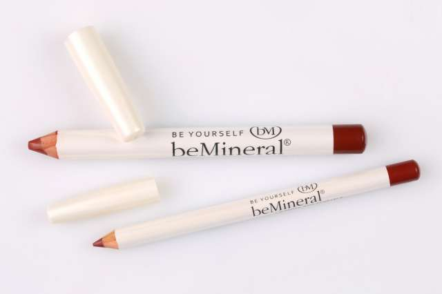 beMineral Lipliner Pencil en Lipstick Pencil