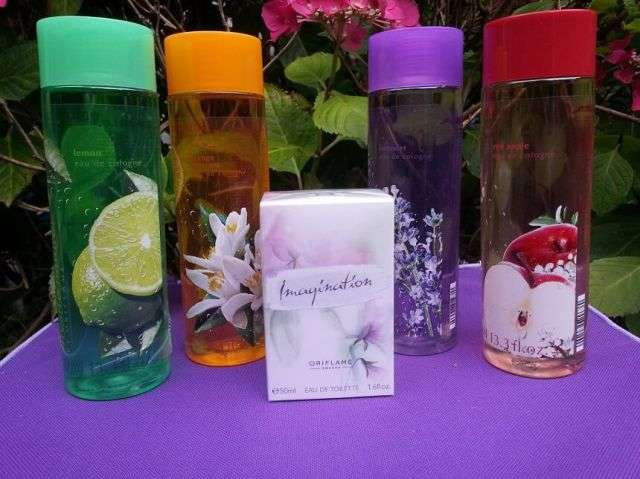 Oriflame Fresh& Nature Zomergeuren