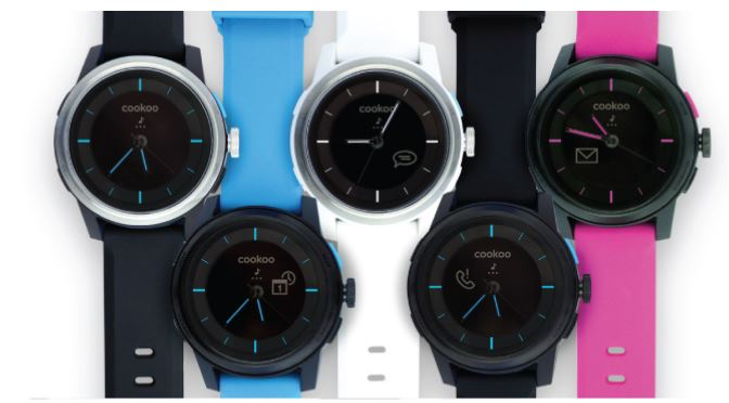 connected watches