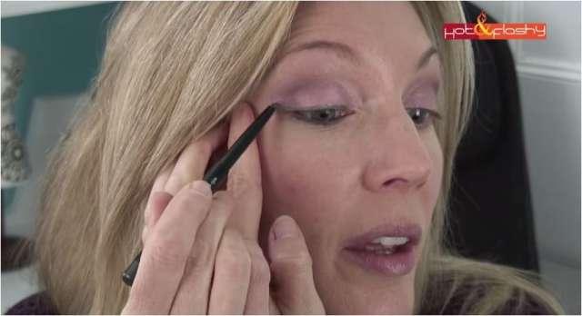 Make-up voor overhangende oogleden 67 overhangende oogleden Make-up voor overhangende oogleden Overhangende oogleden