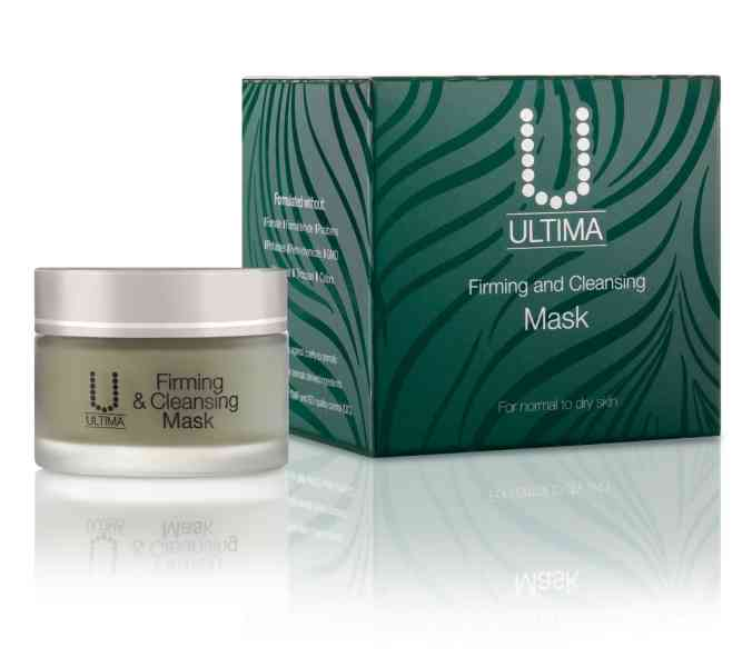 Ultima Firming and Cleansing Mask