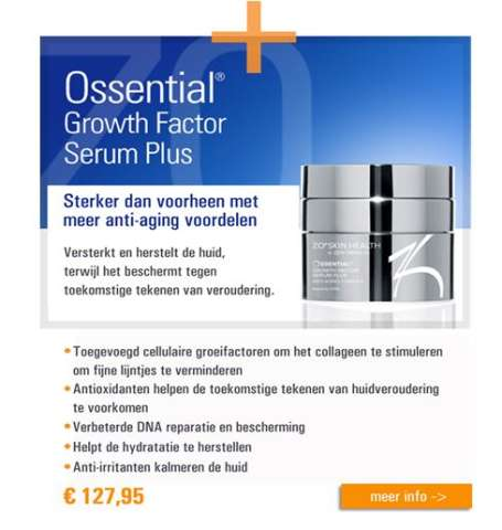 Ossential® Growth Factor Serum Plus