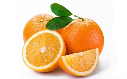 sinaasappels Vitamin C Spot Treatment