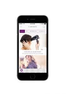 Carmen+app+smartphone