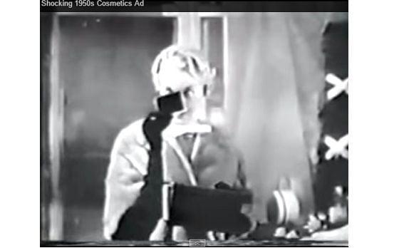 4 Heerlijke vintage beauty commercials! 15 beauty 4 Heerlijke vintage beauty commercials! video