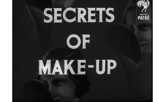 3 Vintage make-up and hair tutorials 19 tutorials 3 Vintage make-up and hair tutorials haircare