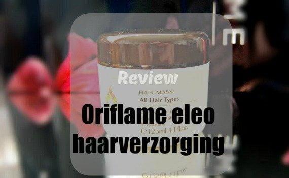 Review: Oriflame eleo haarverzorging 43 Oriflame Review: Oriflame eleo haarverzorging oil