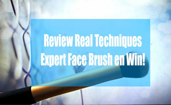 Review- Real Techniques Expert Face Brush en Win! 1 Real Techniques Review- Real Techniques Expert Face Brush en Win!