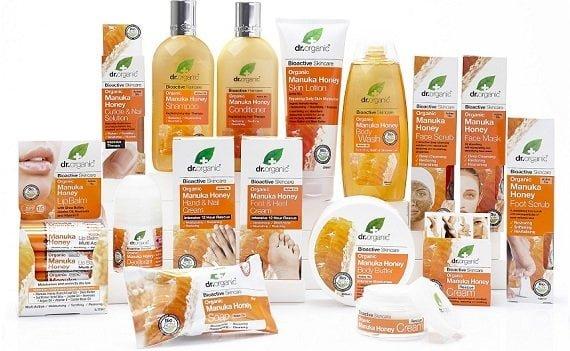 Dr Organic Range Manuka BeautyByBabs uitgelicht