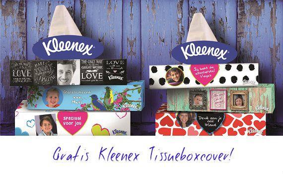 Tissues overal bij de hand in je eigen designbox 27 tissueboxcover Tissues overal bij de hand in je eigen designbox Accessoires
