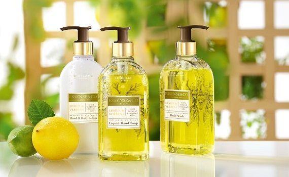 Essense & Co Lemon & Verbena complete set 1