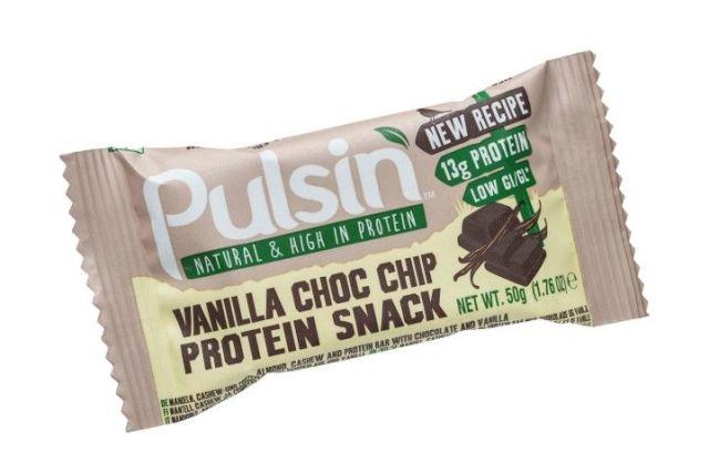 Vanilla Choc Chip Snack