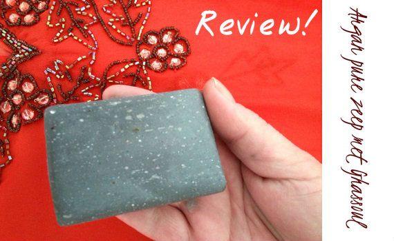 Review- Argan pure zeep met Ghassoul 11 argan zeep Review- Argan pure zeep met Ghassoul zeep