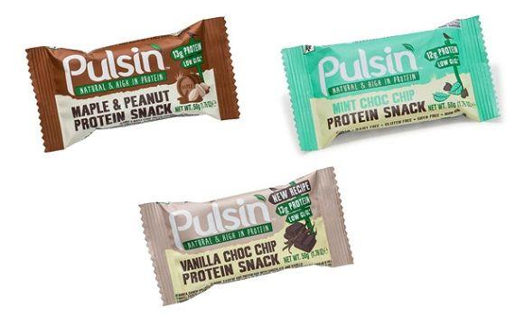 pulsin snack reep proteine