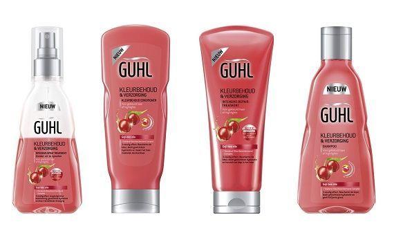 GUHL's Kleurbehoud & Verzorging 27 Guhl GUHL's Kleurbehoud & Verzorging Guhl