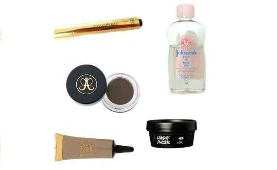 5 Beauty producten die ik door bloggers gekocht heb. 7 beautyproducten 5 Beauty producten die ik door bloggers gekocht heb. lemony flutter