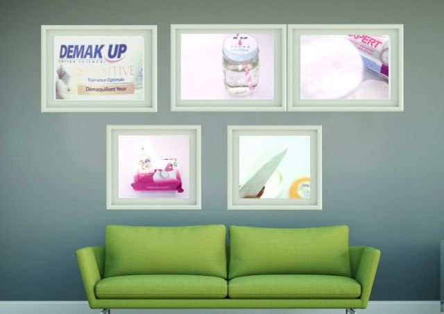 demakeup schilderijtjes collage