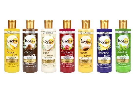 Lovea Nature Shampoos 1