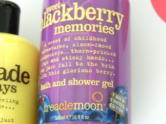blackberry memories
