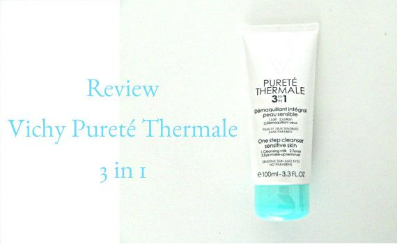 Vichy Pureté Thermale 3 in 1 cleanser gevoelige huid- Review! 15 vichy Vichy Pureté Thermale 3 in 1 cleanser gevoelige huid- Review! oogmake-up