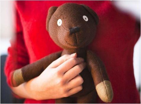mr. bean teddy bear