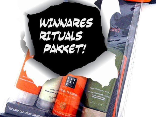 winnares rituals pakket