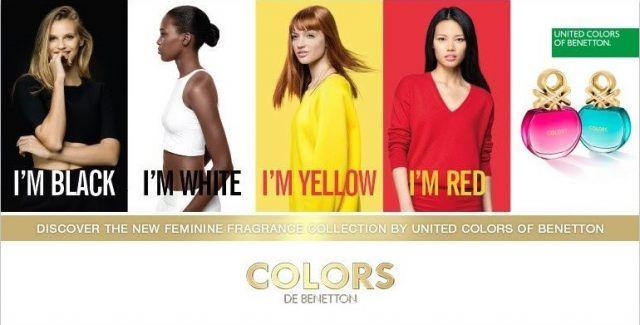 Benetton Colors