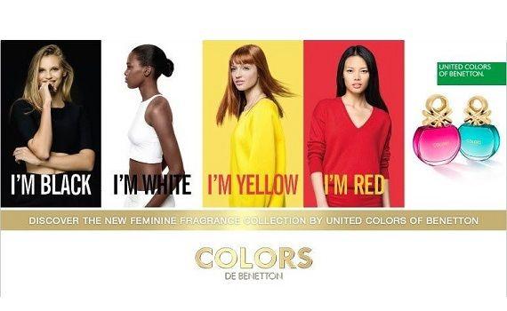 We Are COLORS. De nieuwe parfumcollectie van Benetton 1 Benetton We Are COLORS. De nieuwe parfumcollectie van Benetton Parfum