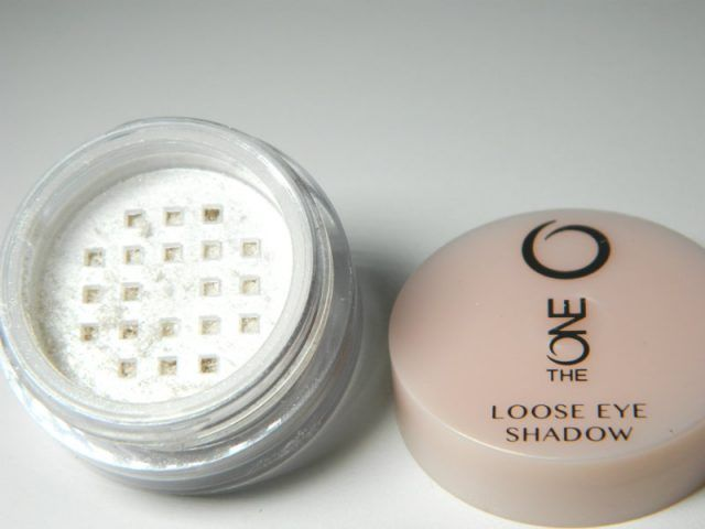 oriflame Nude Shimmer open