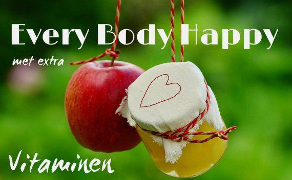 Mooi en gezond met vitaminen en mineralen! 1 vitaminen Mooi en gezond met vitaminen en mineralen!