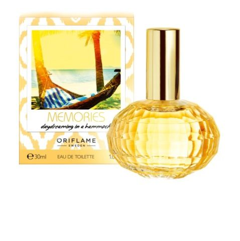 Oriflame Memories Daydreaming in a Hammock EDT