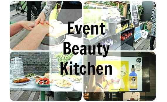 collage beauty kitchen event