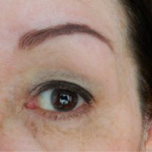 make-up-studio gel eyeliner dark-brown