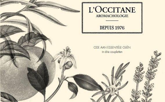L'OCCITANE - Aromachologie 9 essentiele olie L'OCCITANE - Aromachologie
