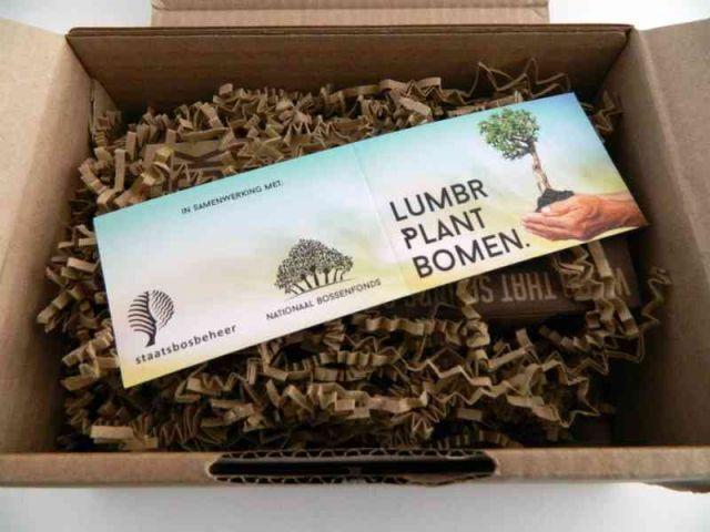 lumbr pakket