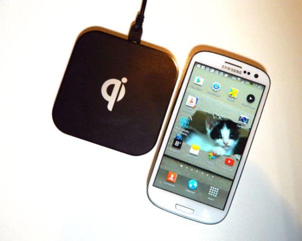 Handig! Een draadloze oplader voor mijn smartphone 10 draadloze oplader Handig! Een draadloze oplader voor mijn smartphone