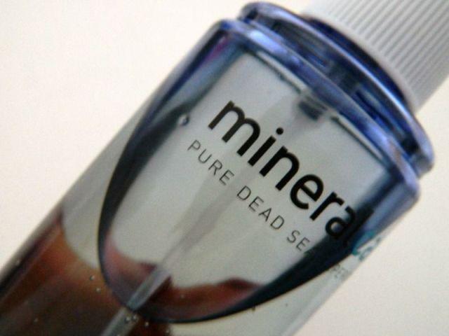 dead sea spa mineral