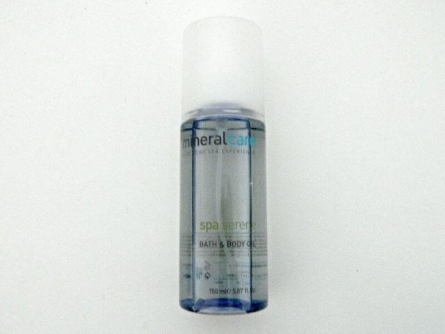Mineral Care Spa Serene Bath & Body Oil