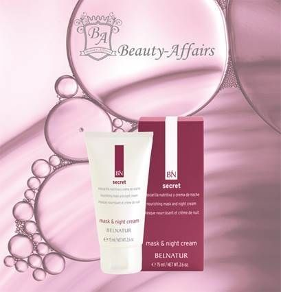 BELNATUR Secret Line: Mask & Night Cream 2 belnatur BELNATUR Secret Line: Mask & Night Cream