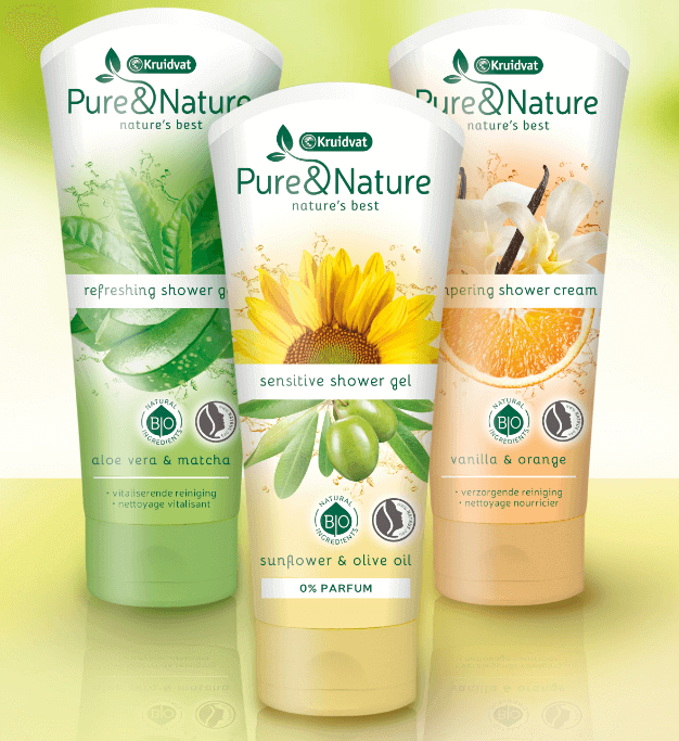 kruidvat Pure & Nature