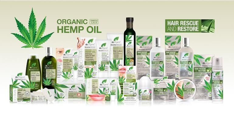 Hemp & Foil dr organic