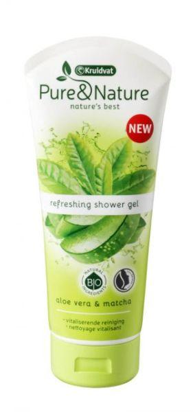 Pure & Nature refreshing shower gel