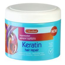 Kruidvat Hair Repair haarmasker keratin