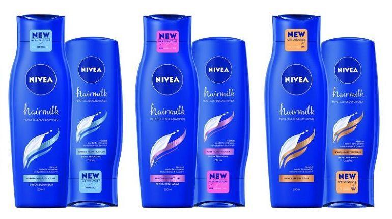 NIVEA Hairmilk_range_