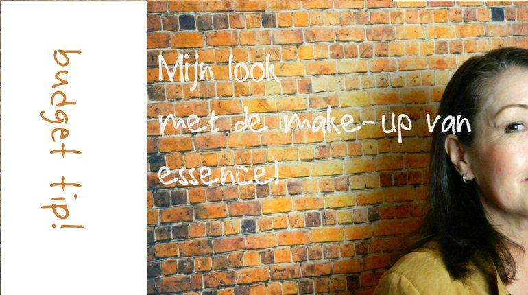 """Mijn """"budget look"""" met de make-up van essence. 9 essence Mijn """"budget look"""" met de make-up van essence."""