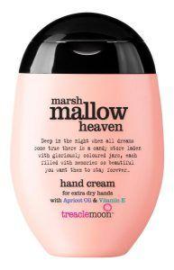 treaclemoon marshmallow handcreme