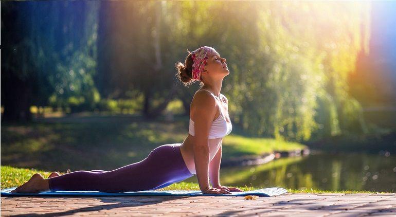 Yoga voor thuisblijvers 1 yoga Yoga voor thuisblijvers