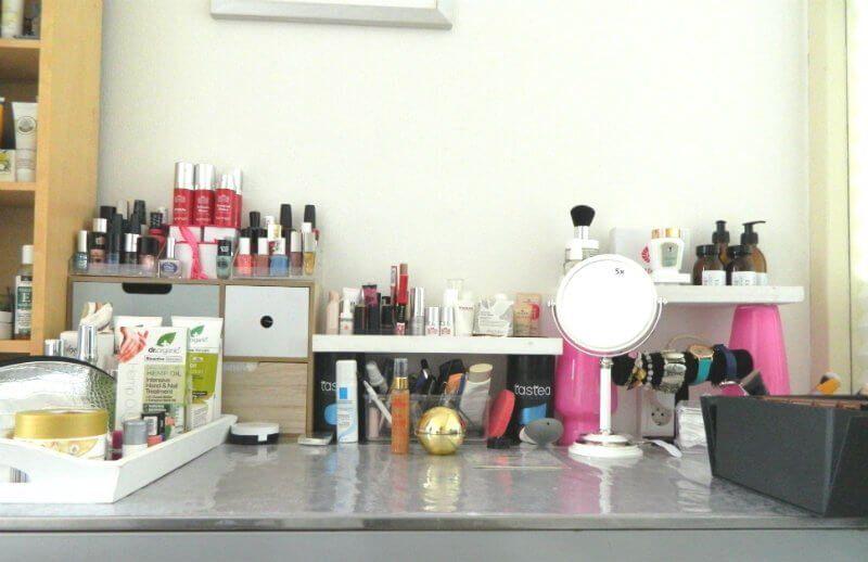 make-up en huidverzorging